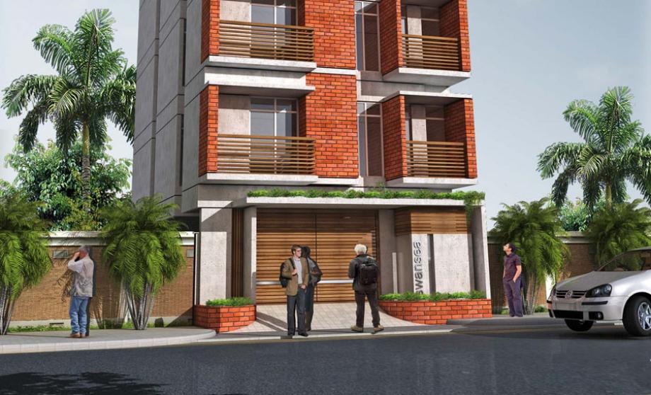 Swansea Gulshan Palace,  Lane 04, House 17, Block- B, Mirpur 6, Dhaka